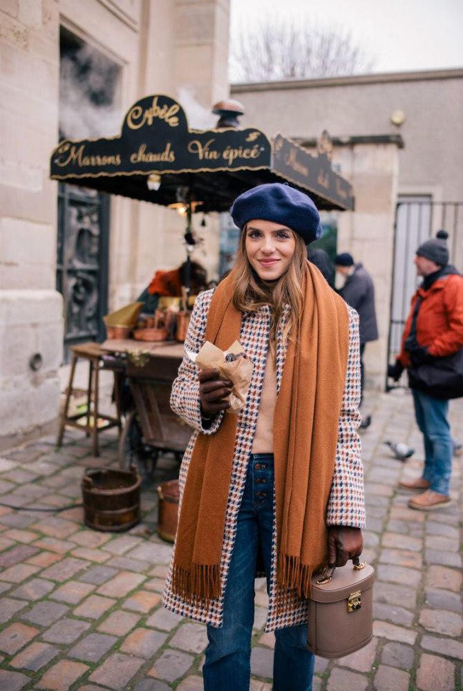 beretka 1 Modeli šešira koje ćeš sigurno želeti da nosiš ove jeseni i zime