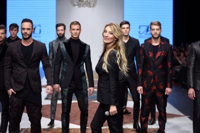 bosko Revije istaknutih domaćih autora obeležile treće veče 42. Belgrade Fashion Week a