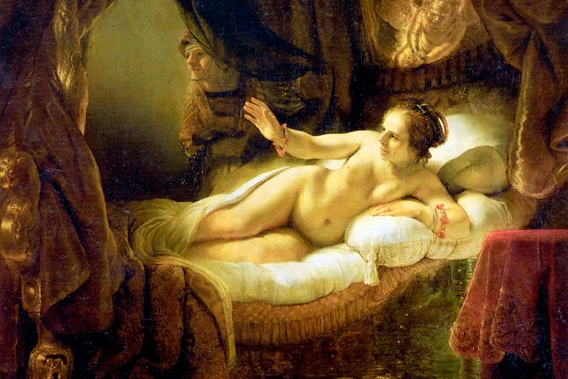 danae by rembrandt Muzeji koje treba da posetiš: Ermitaž (3. deo)