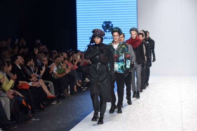 darko Sa London Fashion Week a na Belgrade Fashion Week