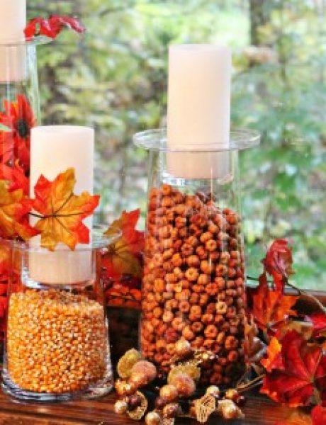 Ideje za jesenju dekoraciju vašeg doma