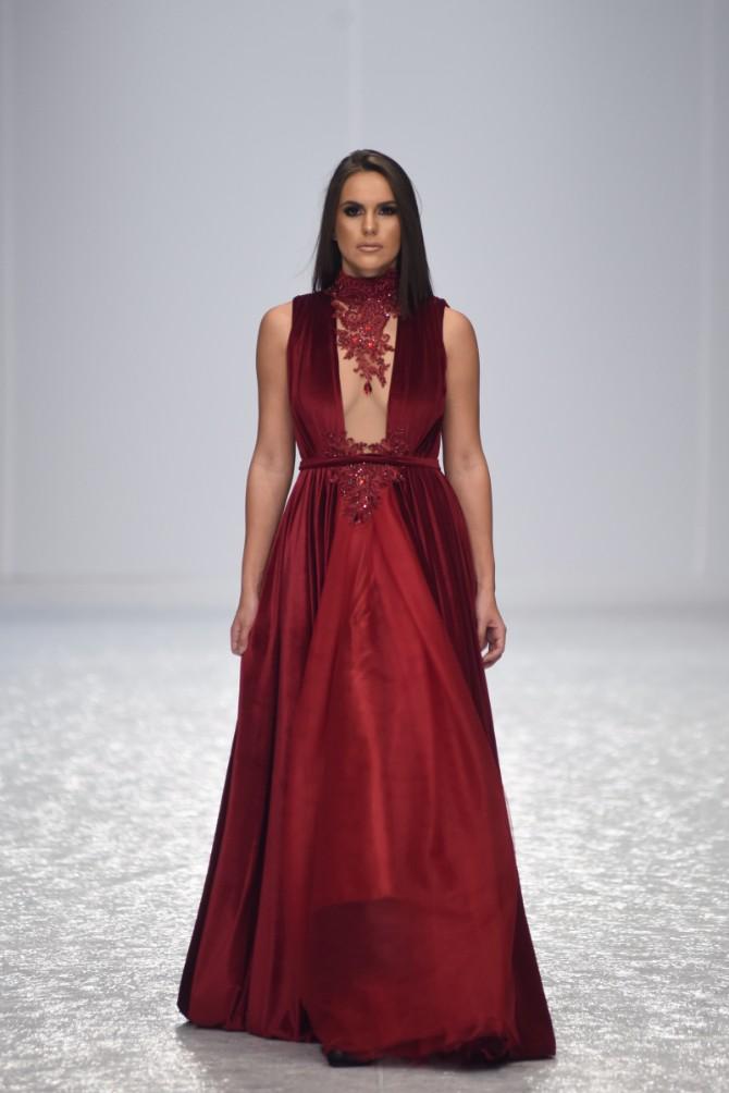 delruso3 Sa London Fashion Week a na Belgrade Fashion Week