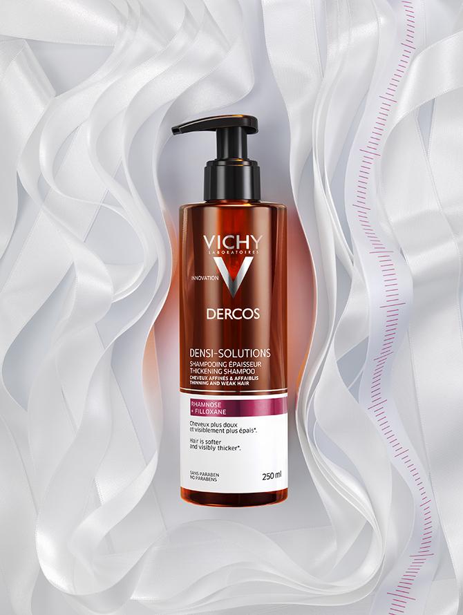dercos 2 Da li imaš beauty rutinu za kosu i zašto je važno da je uvedeš?