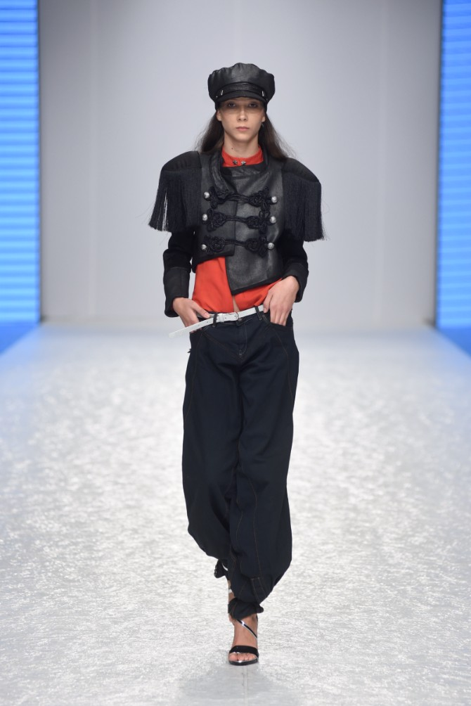 dzon Sa London Fashion Week a na Belgrade Fashion Week