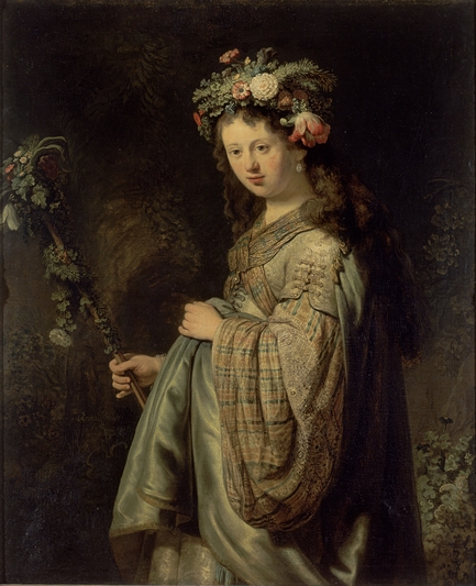flora by rembrandt Muzeji koje treba da posetiš: Ermitaž (3. deo)