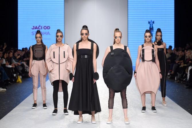 getup Revije istaknutih domaćih autora obeležile treće veče 42. Belgrade Fashion Week a