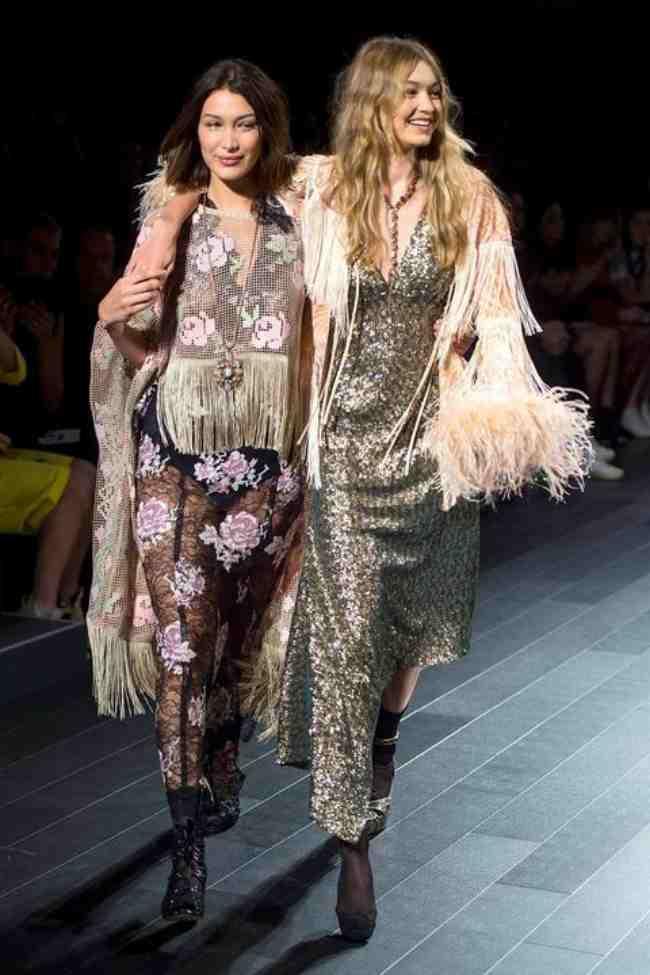 gigi bella hadidi anna sui Njujork, London, Milano, Pariz: Najbolji momenti sa Nedelja mode (1. deo)