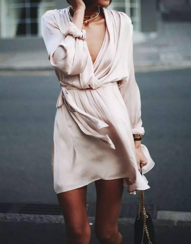 haljina1 Zimske haljine za sve tipove građe