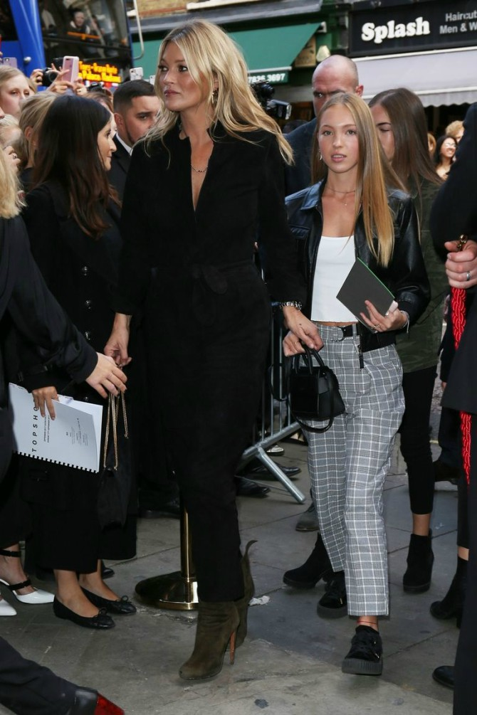 kejt mos sa ćerkom lfw Njujork, London, Milano, Pariz: Najbolji momenti sa Nedelja mode (1. deo)