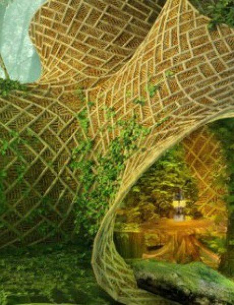 Krug života: Arhitektonski koncept budućnosti