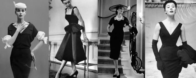 mala crna haljina 1 For fashion lovers: Istorija male crne haljine