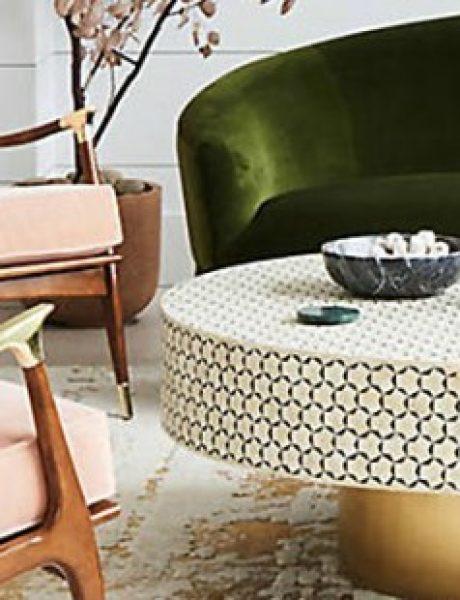 Nova boja za dekoraciju tvog doma – Millennial Pink
