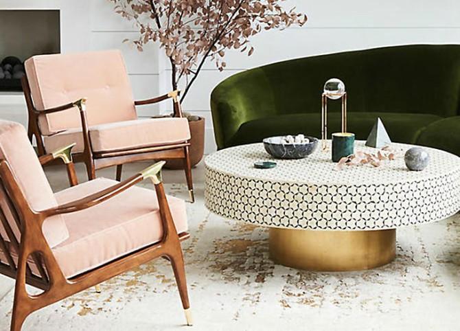 millennial pink dekor Nova boja za dekoraciju tvog doma   Millennial Pink