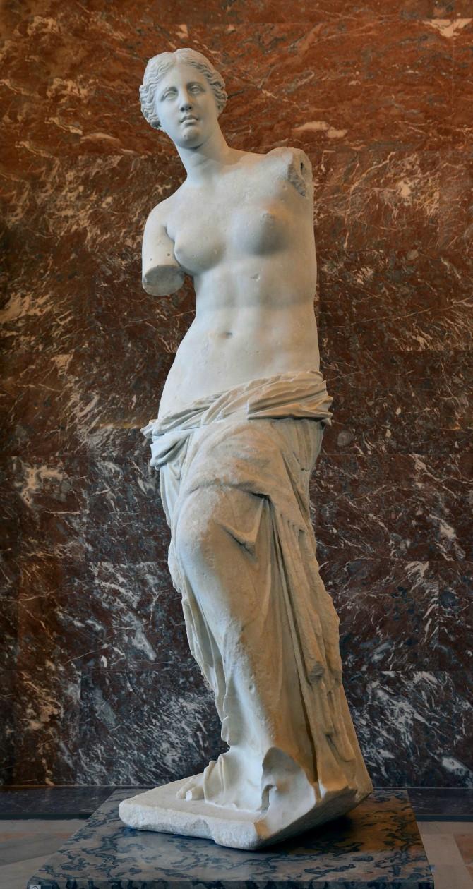 miloska venera Svetski muzeji koje treba da posetiš: Luvr