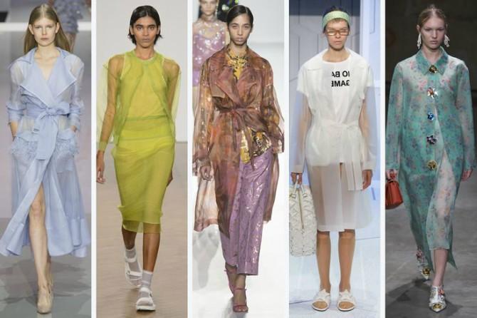 moda 3 Top 8 trendova sa modnih pisti za proleće 2018