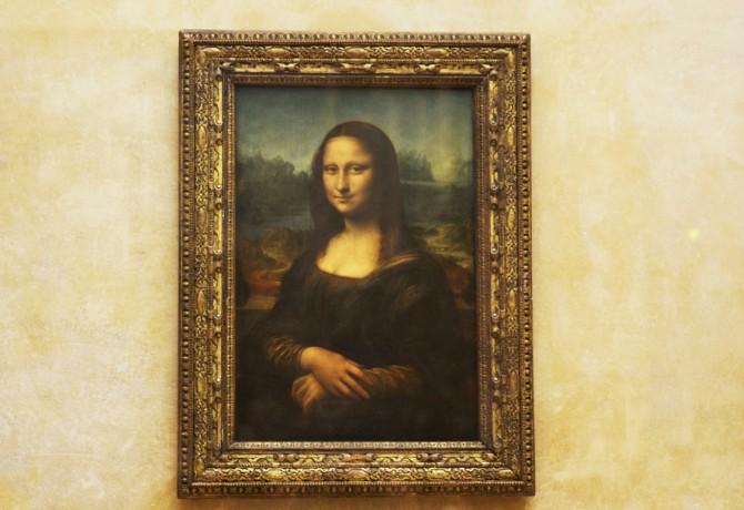 mona lisa Svetski muzeji koje treba da posetiš: Luvr