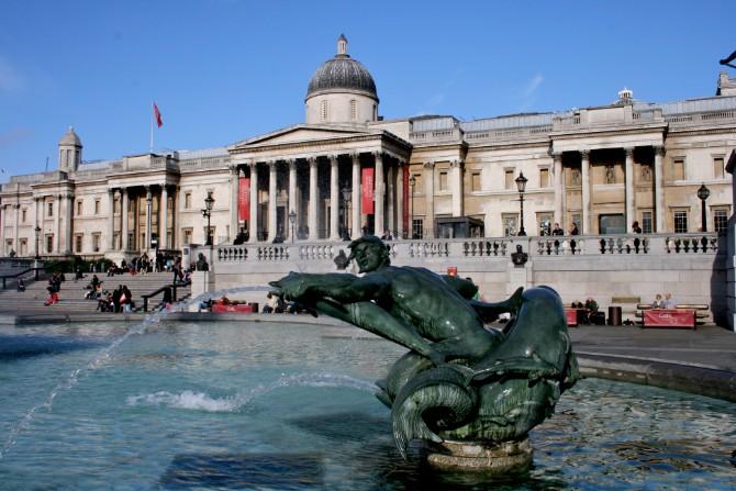 nacionalna galerija london #VisitList: Ovo su najposećeniji muzeji na svetu