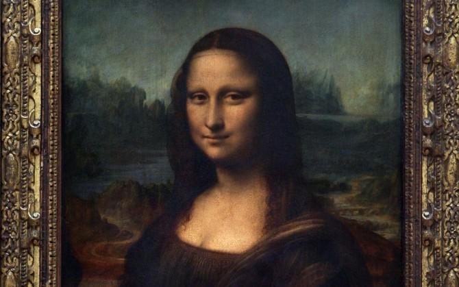 naga mona liza skica 2 Otkrivena naga Mona Liza skica u Francuskoj