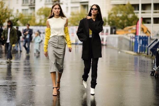 paris fashion week 1 Najinspirativnije Street Style kombinacije sa Nedelje mode u Parizu