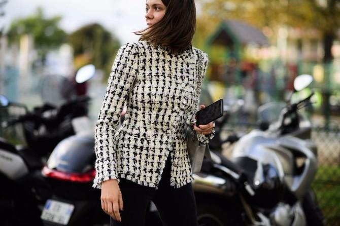 paris fashion week Najinspirativnije Street Style kombinacije sa Nedelje mode u Parizu