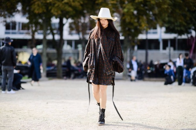 paris fashion week1 2 Najinspirativnije Street Style kombinacije sa Nedelje mode u Parizu