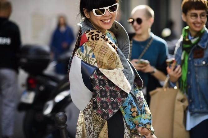 paris fashion week1 Najinspirativnije Street Style kombinacije sa Nedelje mode u Parizu