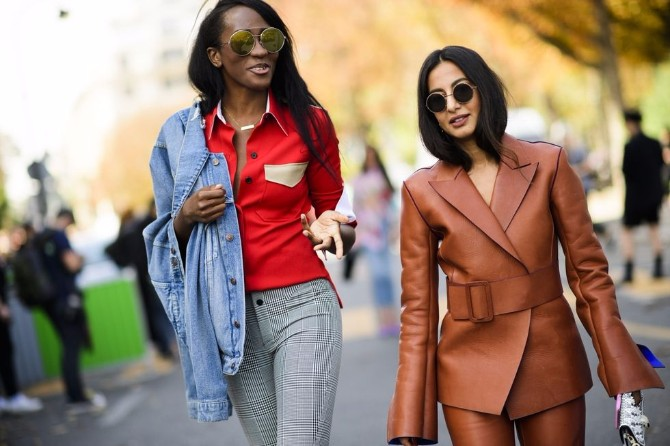 paris fashion week2 2 Najinspirativnije Street Style kombinacije sa Nedelje mode u Parizu