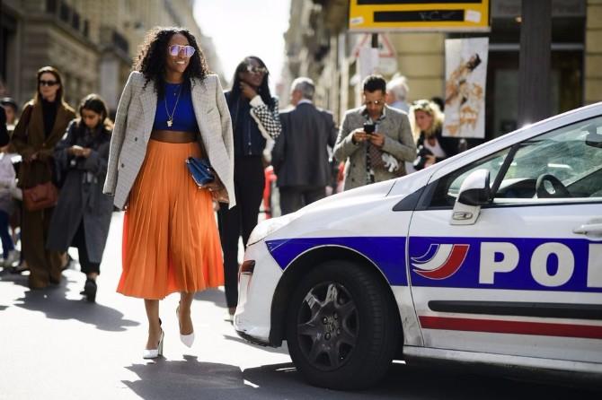 paris fashion week2 Najinspirativnije Street Style kombinacije sa Nedelje mode u Parizu