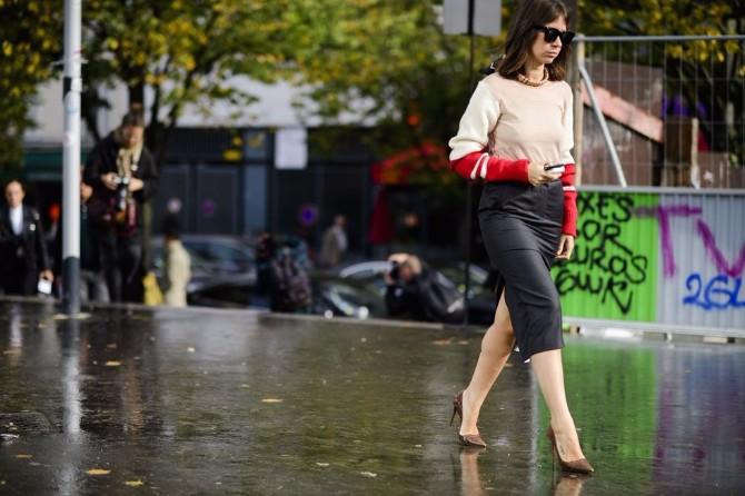 paris fashion week3 1 Najinspirativnije Street Style kombinacije sa Nedelje mode u Parizu