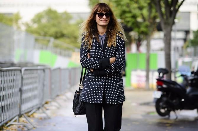 paris fashion week4 1 Najinspirativnije Street Style kombinacije sa Nedelje mode u Parizu