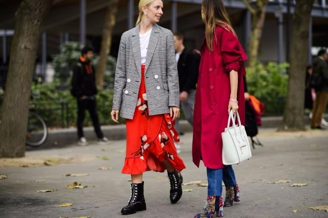 paris fashion week4 2 Najinspirativnije Street Style kombinacije sa Nedelje mode u Parizu