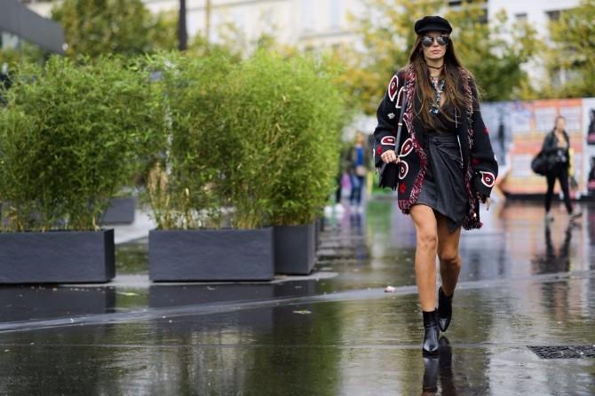 paris fashion week5 1 Najinspirativnije Street Style kombinacije sa Nedelje mode u Parizu