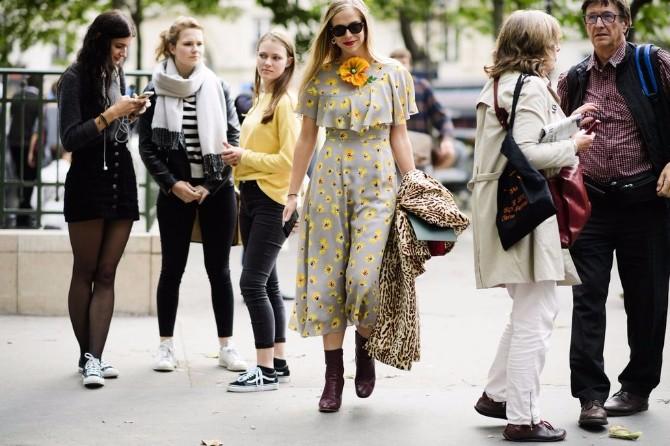 paris fashion week5 2 Najinspirativnije Street Style kombinacije sa Nedelje mode u Parizu