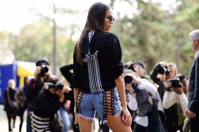 paris fashion week5 Najinspirativnije Street Style kombinacije sa Nedelje mode u Parizu