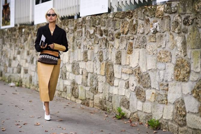 paris fashion week6 1 Najinspirativnije Street Style kombinacije sa Nedelje mode u Parizu