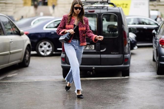 paris fashion week6 2 Najinspirativnije Street Style kombinacije sa Nedelje mode u Parizu