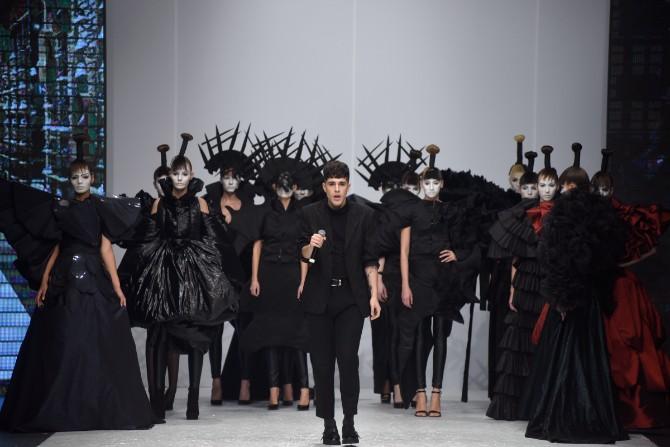 pilja Revije istaknutih domaćih autora obeležile treće veče 42. Belgrade Fashion Week a