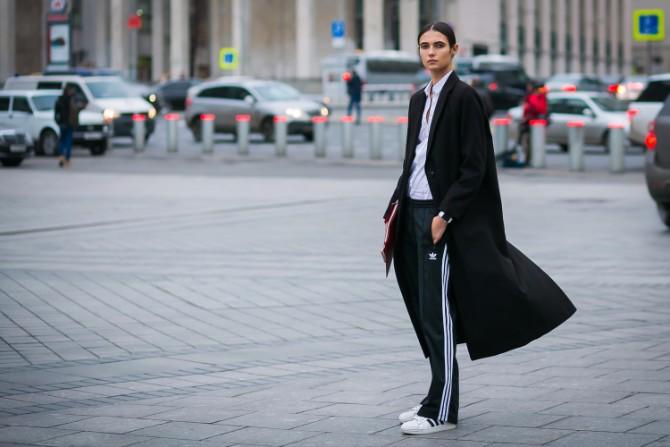 russia fashion week Najbolje Street Style kombinacije sa Nedelje mode u Rusiji