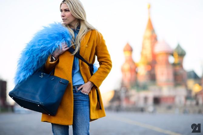 russia fashion week1 1 Najbolje Street Style kombinacije sa Nedelje mode u Rusiji