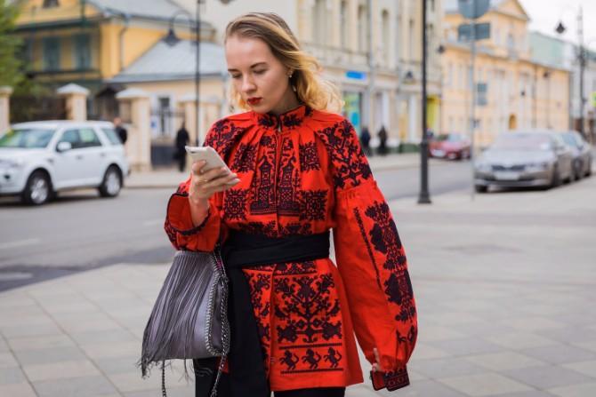 russia fashion week2 1 Najbolje Street Style kombinacije sa Nedelje mode u Rusiji
