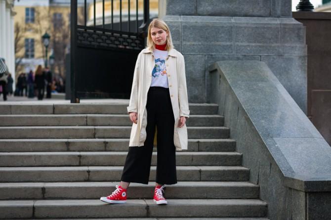 russia fashion week2 Najbolje Street Style kombinacije sa Nedelje mode u Rusiji
