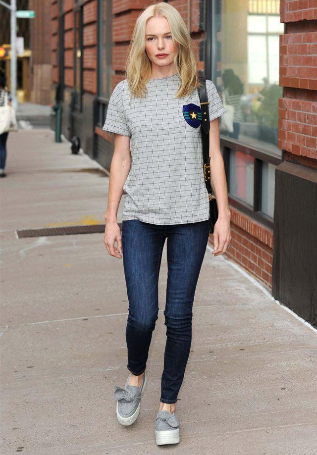 street style skinny jeans boots 1 Kompletan vodič za najbolji izbor obuće koju nosiš uz skinny džins