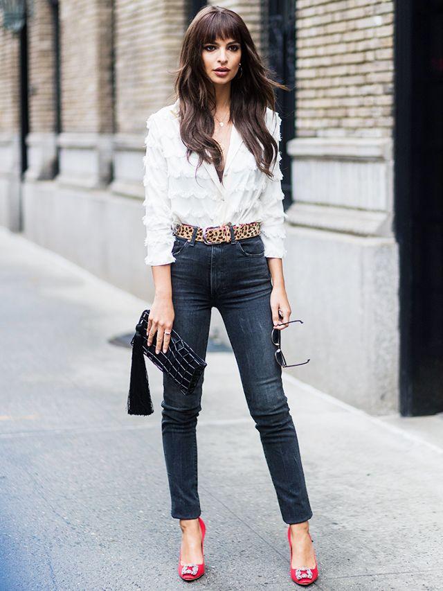 street style skinny jeans boots 2 Kompletan vodič za najbolji izbor obuće koju nosiš uz skinny džins