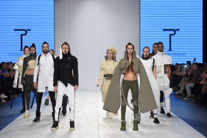 teodora Revije istaknutih domaćih autora obeležile treće veče 42. Belgrade Fashion Week a