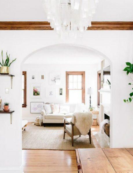 #interiordesign: Učini svoj dom svetlijim i prostranijim