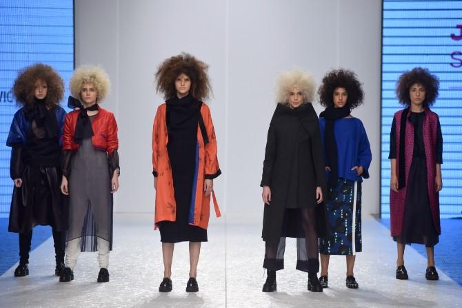 vesna Revije istaknutih domaćih autora obeležile treće veče 42. Belgrade Fashion Week a