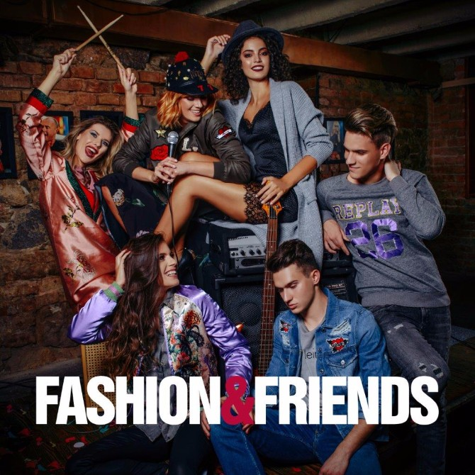 0 Učesnici Svuci me   Obuci me show a u Fashion&Friends kampanji (VIDEO)