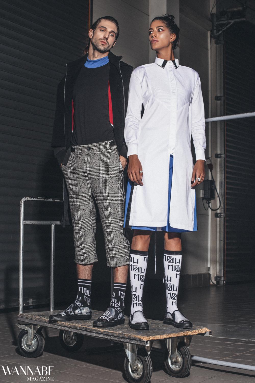 17 marko glavinic sustera 2 Top 5 dizajnera sa 42. Belgrade Fashion Week a: Marko Glavinić