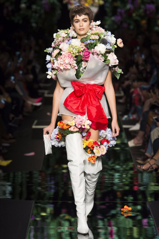 4 Kreacije sa svetskih Nedelja mode za proleće/leto 2018. inspirisane slikama Van Goga