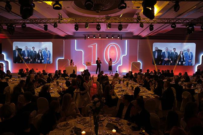 Atmosfera sa dodele 1 Wannabe Magazine među finalistima za prestižnu nagradu SAM a u kategoriji Najbolji poslodavac